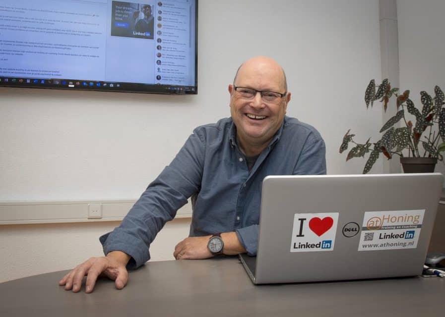 athoning linkedin support